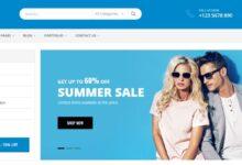 Woocommerce Themes Wordpress Ecommerce Theme Best Porto
